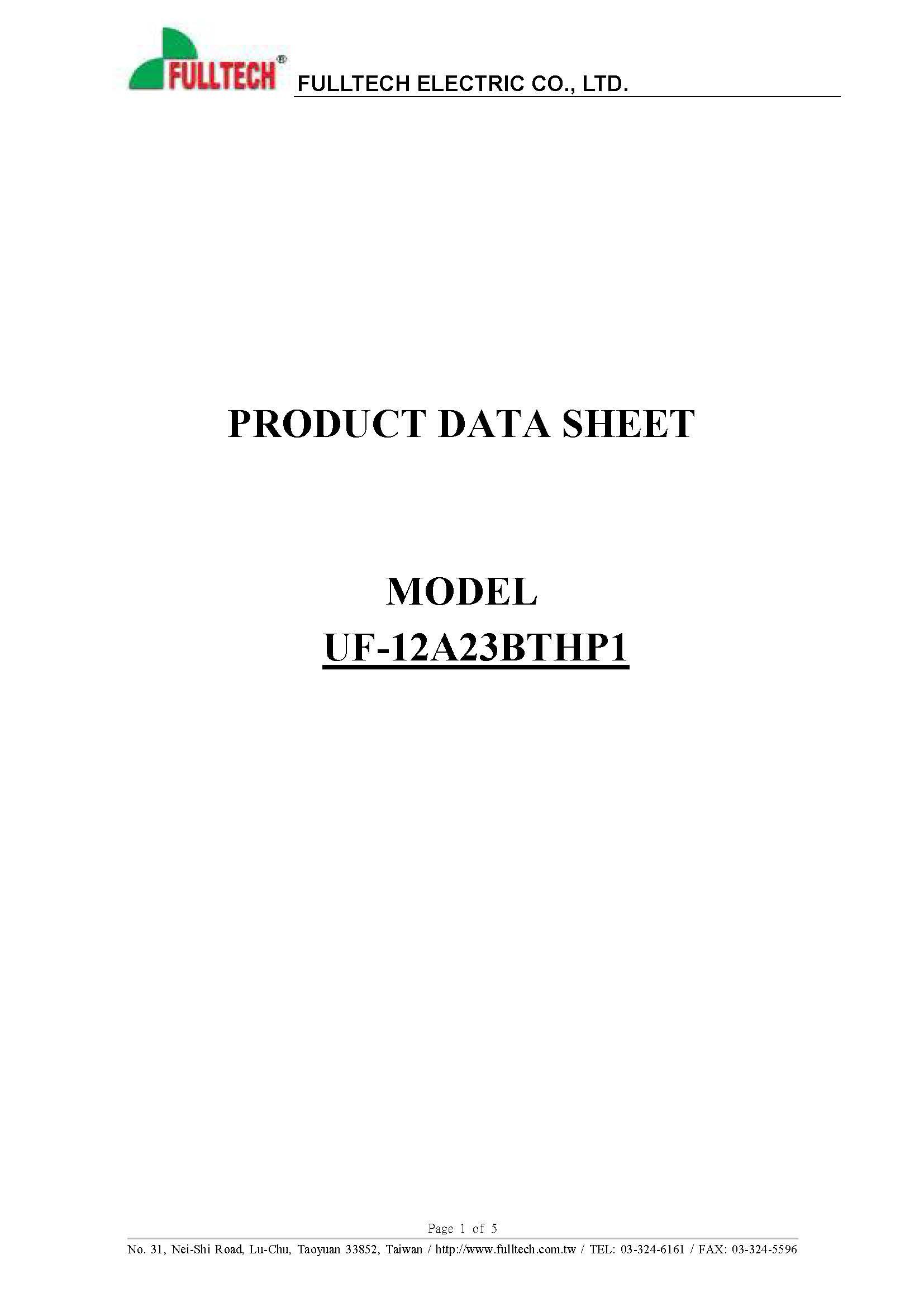 UF12A23BTHP1 Data sheet_페이지_1.jpg